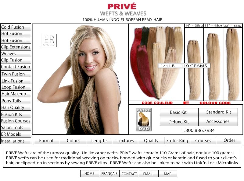 Wefts Weaves Braids Human Hair Extensions